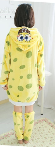 Spongebob Kigurumi Dress