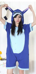 Stitch Shorts Kigurumi