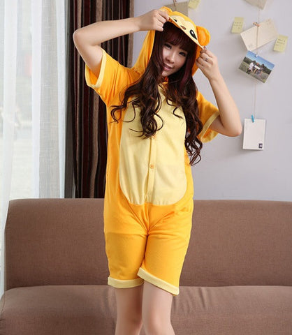 Monkey Summer Kigurumi