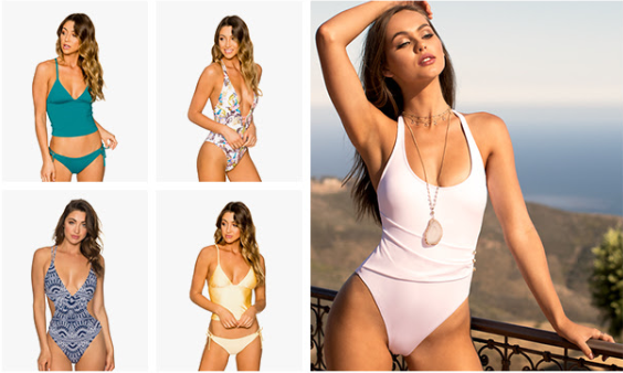 Be Summer-Ready with Amazing Designer Bathing Suits!