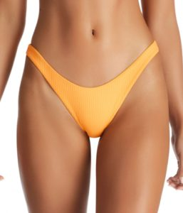 Light Orangish-Yellow Bikini Bottom