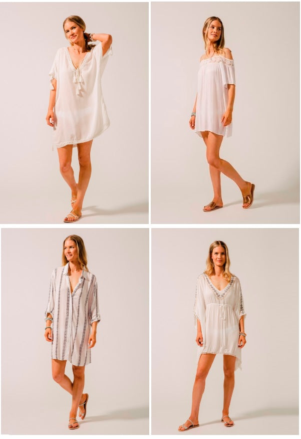 Women's Swim Cover Ups