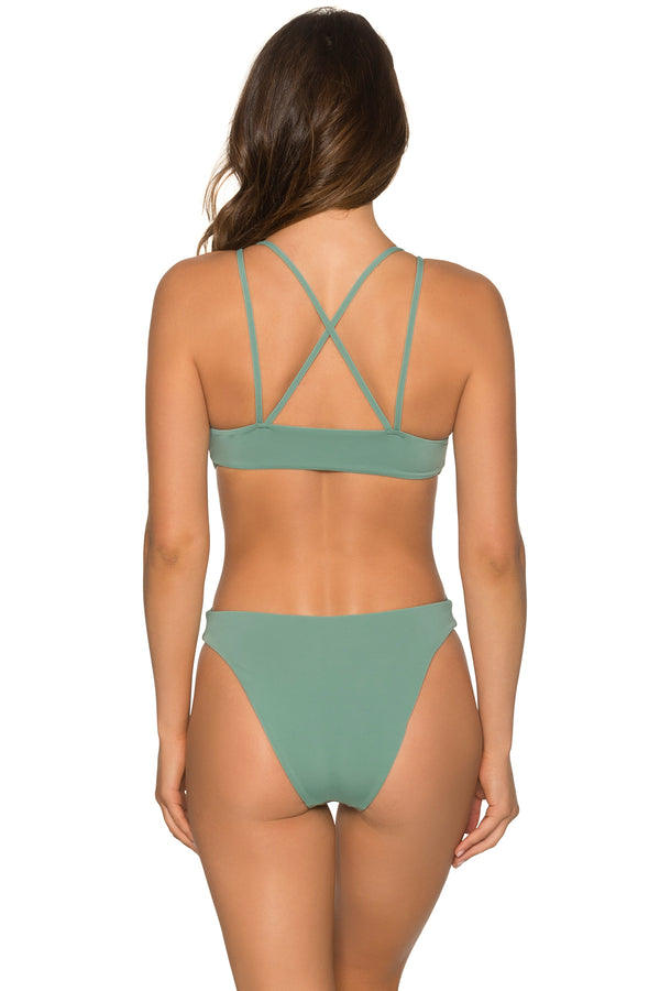 Aerin Rose Aventurine Aurora One Piece
