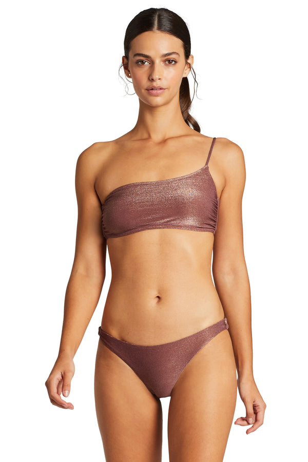 Vitamin A Supernatural Metallic Luciana Full Coverage Bottom