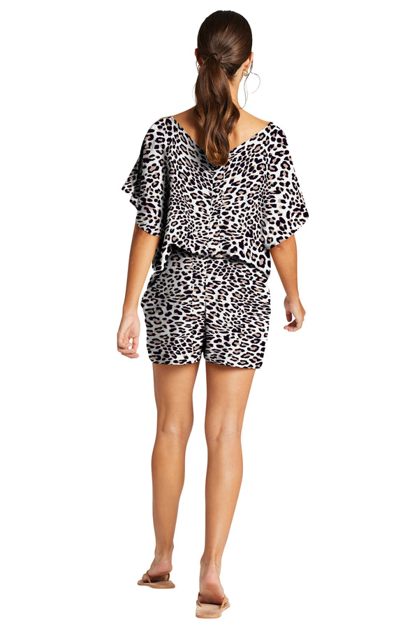 Vitamin A Savanna Flow Dulce Playsuit