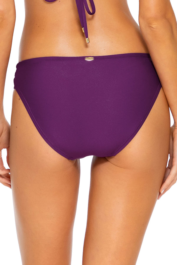 Sunsets Deep Purple Femme fatale Hipster Bottom