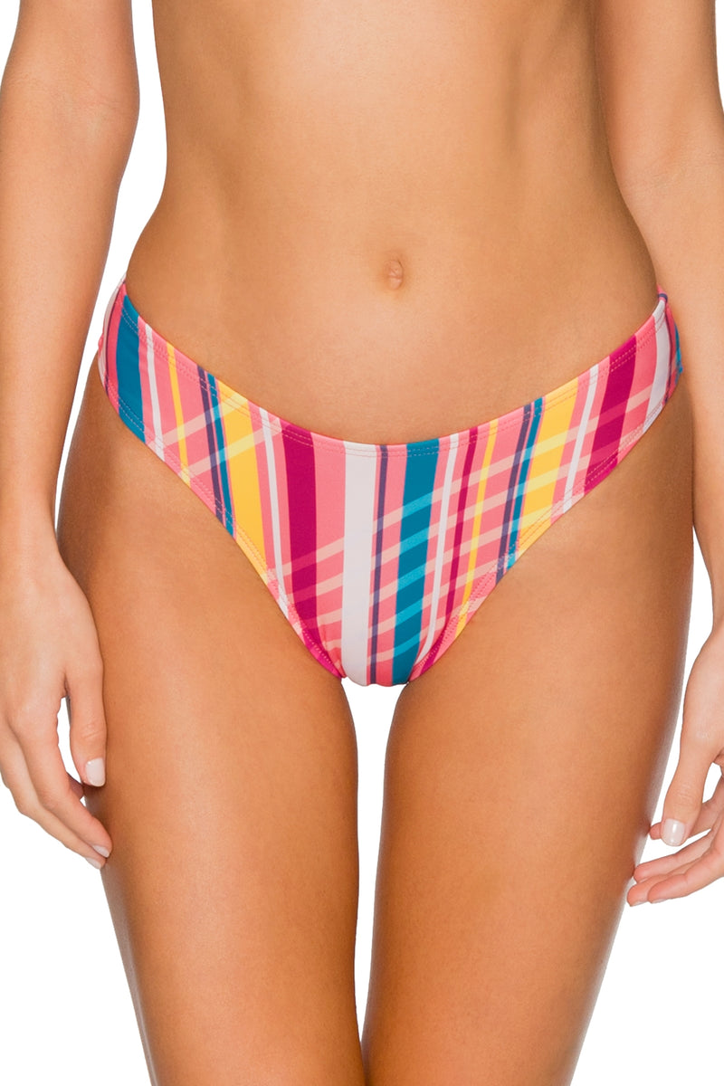 Sunsets Bungalow Stripe Wild Thing Bottom
