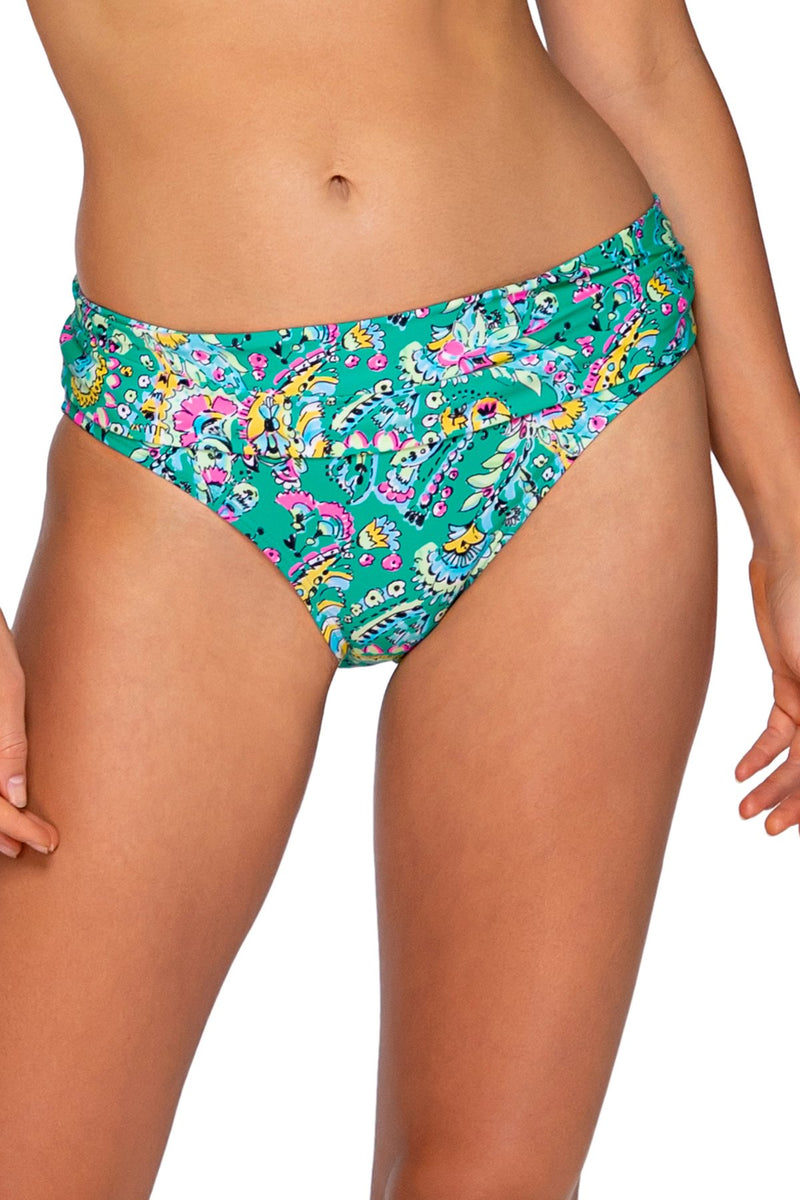 SUNSETS PARADISE PAISLEY UNFORGETTABLE BOTTOM