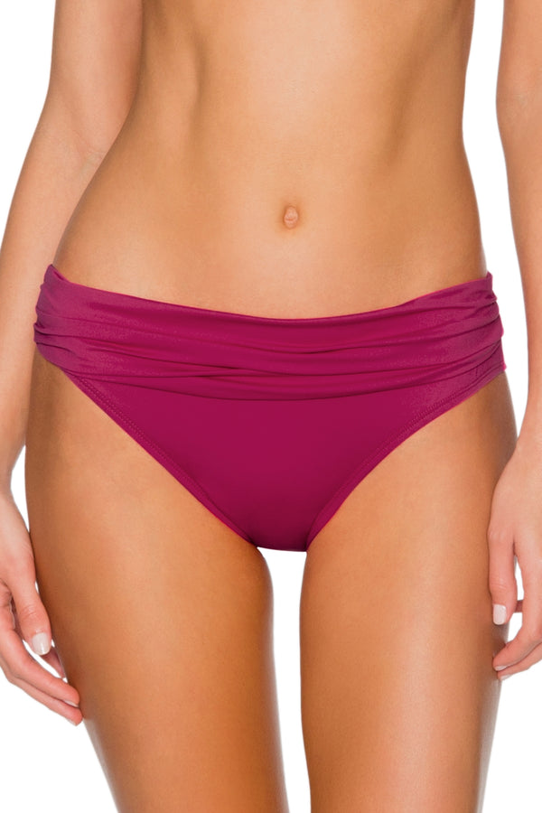 Sunsets Pink Poppy Unforgettable Bottom