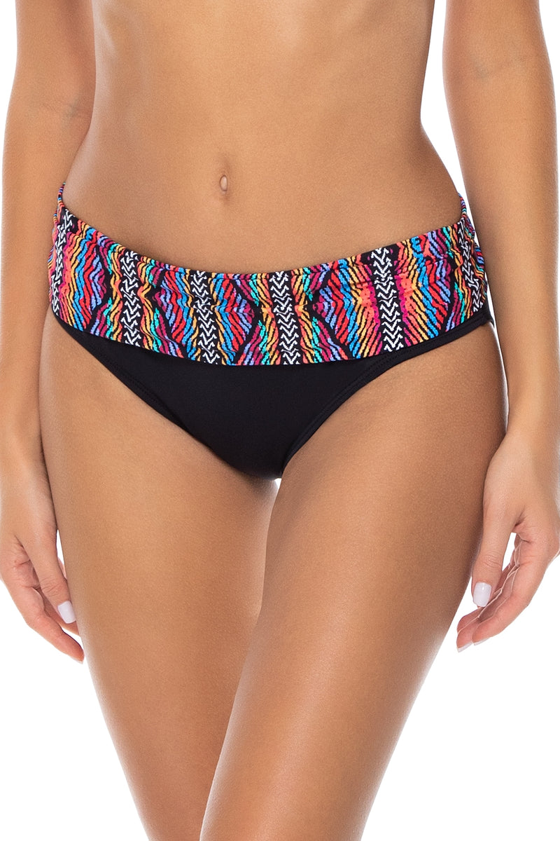 Sunsets Playa Stripe Unforgettable Bottom