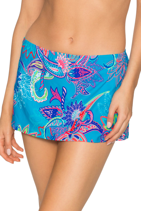 Sunsets Caribbean Breeze Kokomo Swim Skirt Bottom