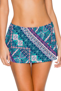Sunsets Grand Bazaar Kokomo Swim Skirt Bottom