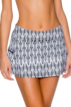 Sunsets Willow Sporty Swim Skirt Bottom