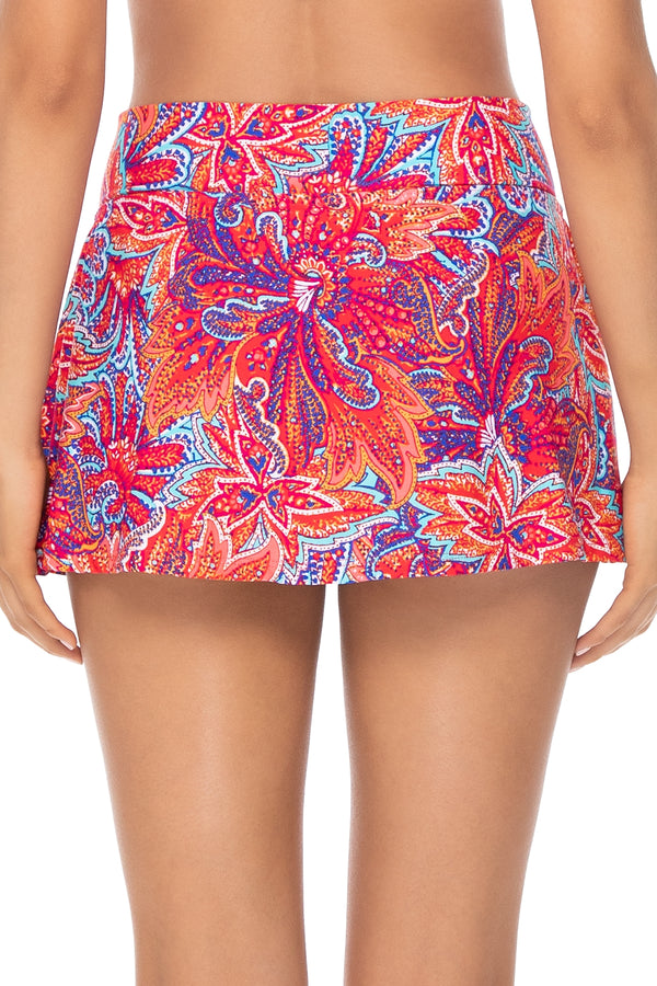 Sunsets Samba Summer Lovin Swim Skirt Bottom