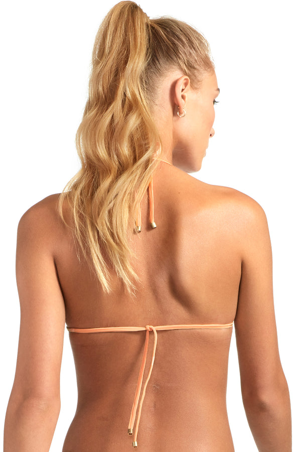 Vitamin  A Nectar ReFresh Rib Gia Reversible Triangle Top
