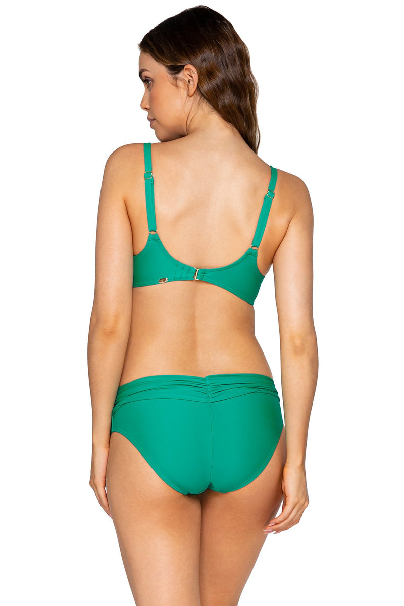 SUNSETS VIRIDIAN CARMEN UNDERWIRE TOP