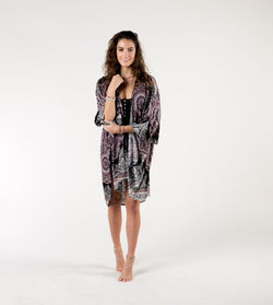 Lotus and Luna Balos Aloha Cover up
