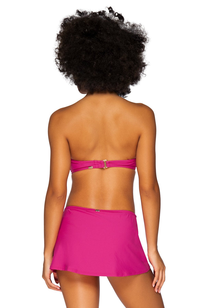 Sunsets Pitaya Kokomo Swim Skirt Bottom