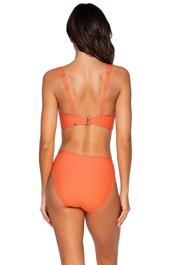 Sunsets Tropical Coral Basic Bottom