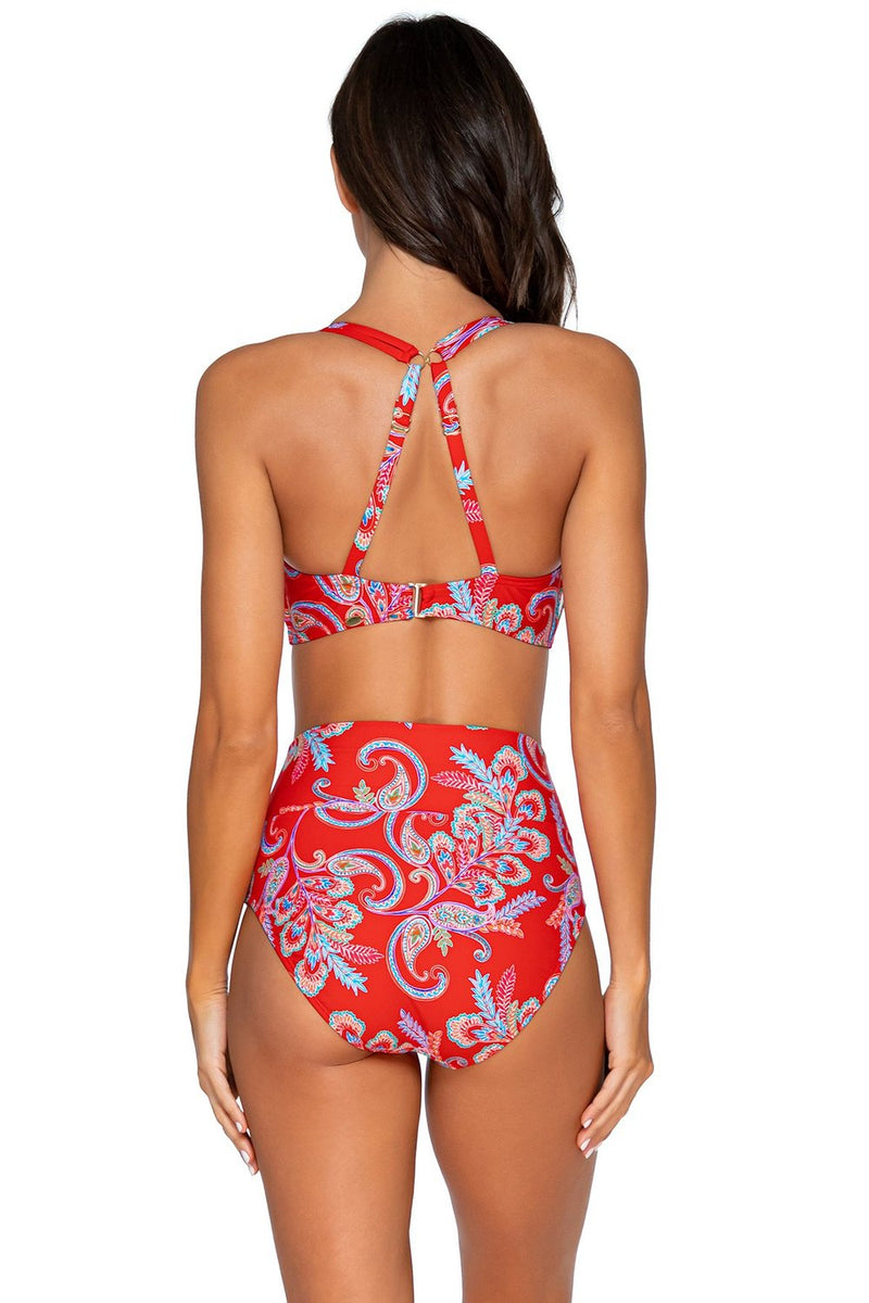 Sunsets Newport Hannah High Waist Bottom
