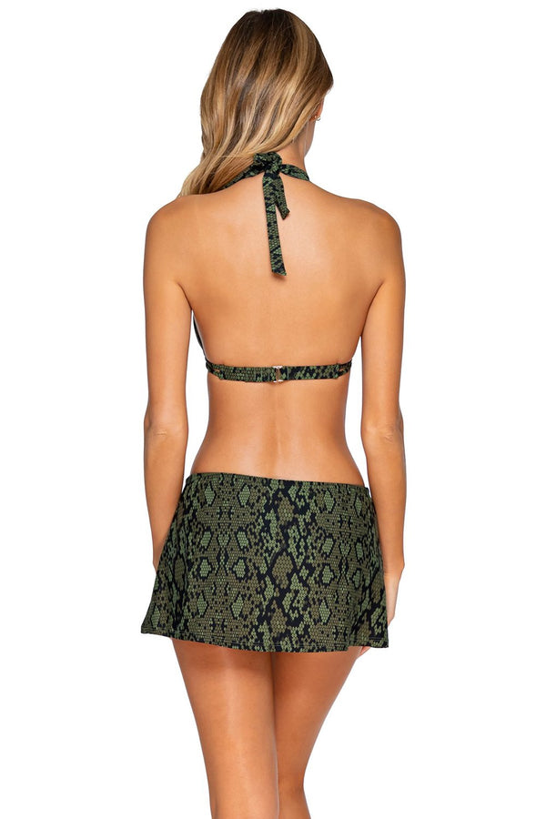 Sunsets Snake Charmer Kokomo Swim Skirt Bottom