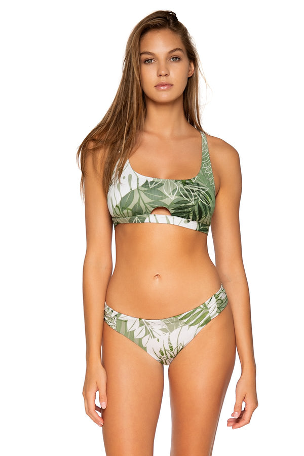 Sunsets Palm Grove Femme Fatale Hipster Bottom