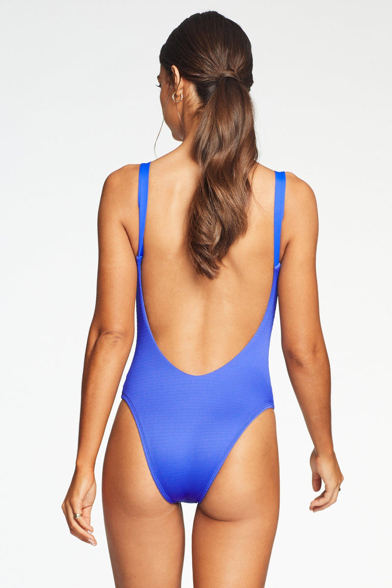 Vitamin A Spa Blue EcoTex Leah Bodysuit