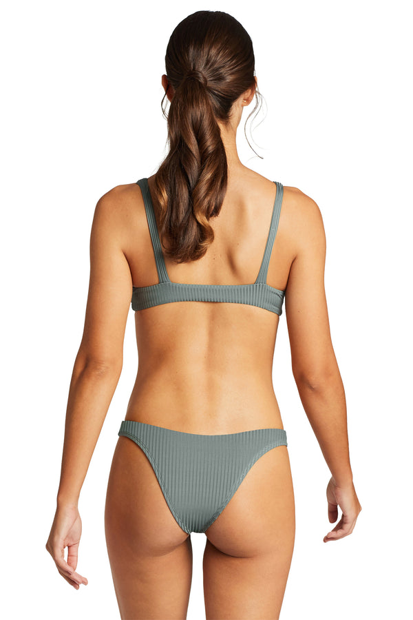 Vitamin A Sea Green EcoRib Lou Top