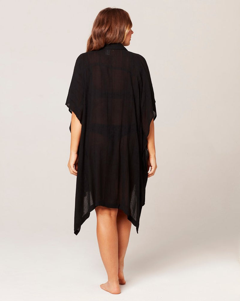 LSpace Black Anita Cover-Up