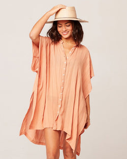 LSpace Toasted Anita Cover-Up