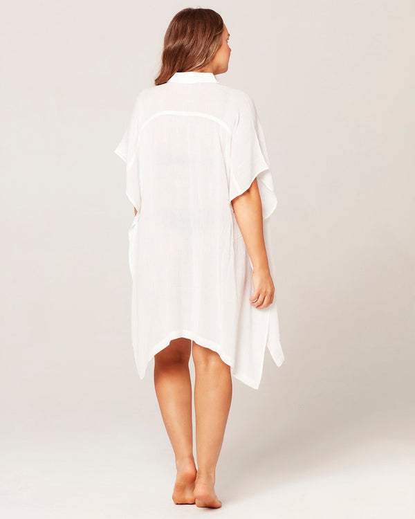 LSpace White Anita Cover-Up
