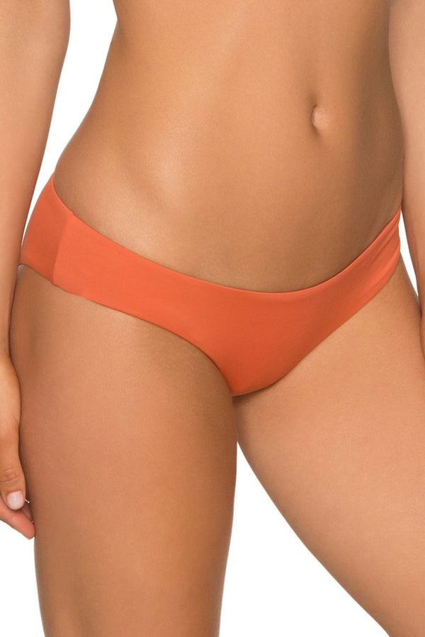 Aerin Rose Orange Laterite Zuel Bottom
