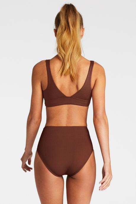 Vitamin A Vintage Brown EcoRib Barcelona Bottom