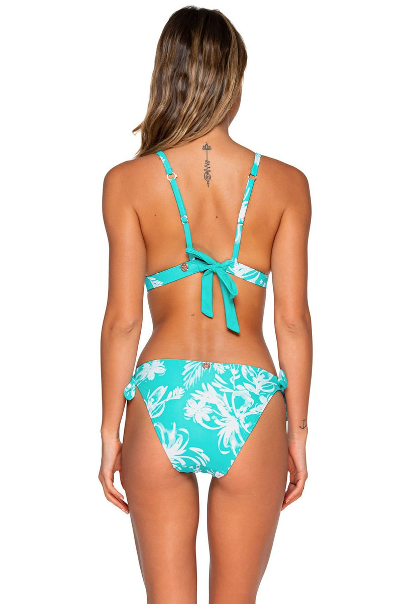 Swim Systems Luau Sirena Tri Top