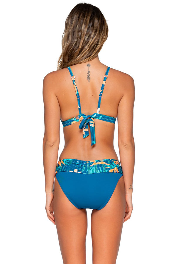 Swim Systems Moonlit Island Aloha Banded Bottom