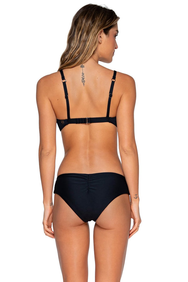 Swim Systems Onyx Hazel Hipster Bottom