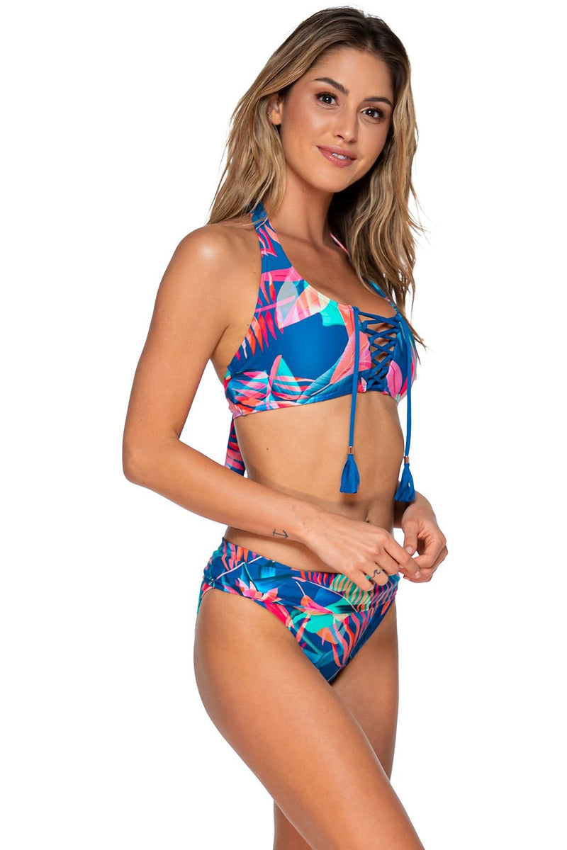Swim Systems Tropical Punch Aloha Banded Bottom
