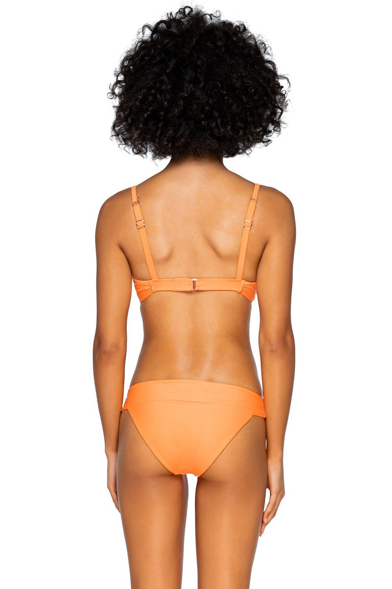 Swim Systems Maui Melon Bliss Banded Bottom