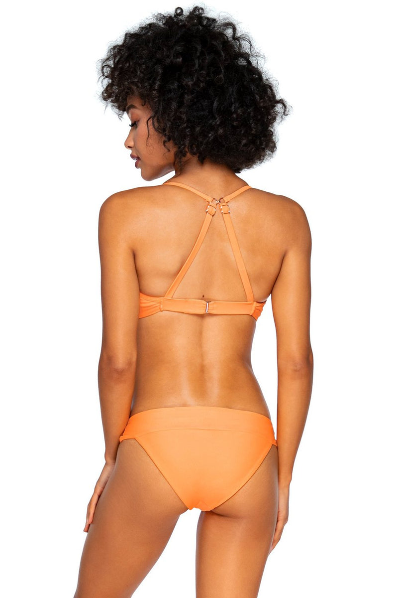 Swim Systems Maui Melon Crossroads D/DD Underwire Top