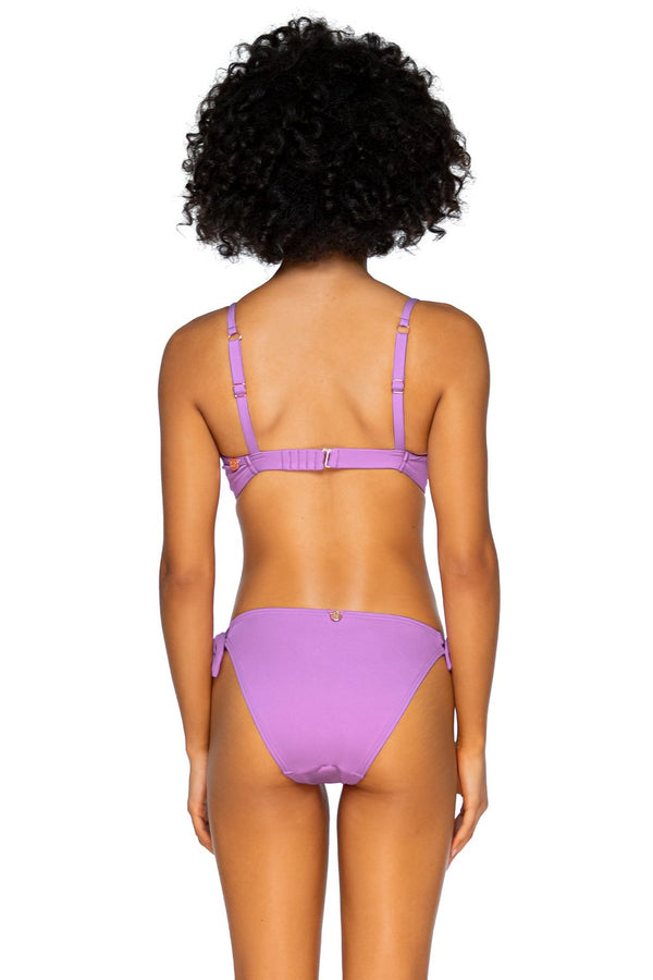 Swim Systems Iris Poppy Tie Side Bottom