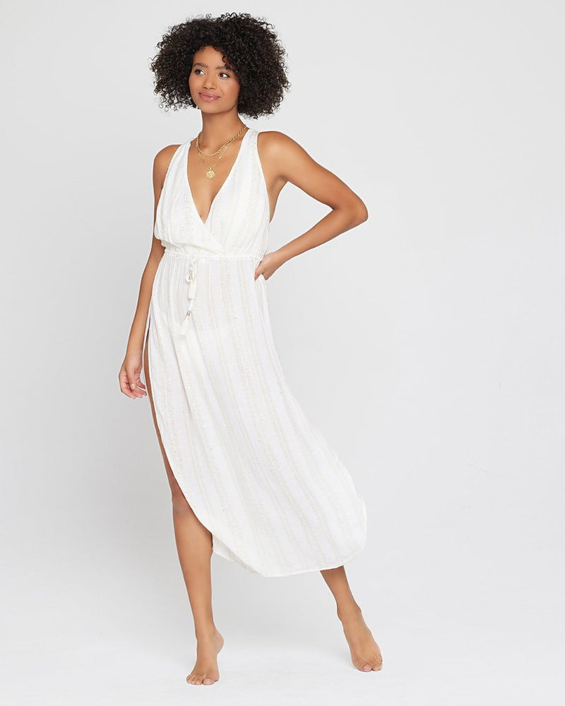 LSpace Magic Hour Cream Kenzie Cover-Up