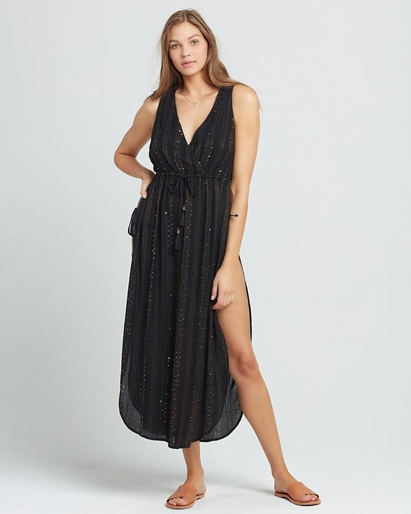 LSpace Magic Hour Black Kenzie Cover-Up