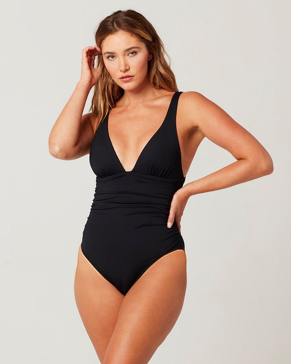 LSpace Black Sydney One Piece Swimsuit