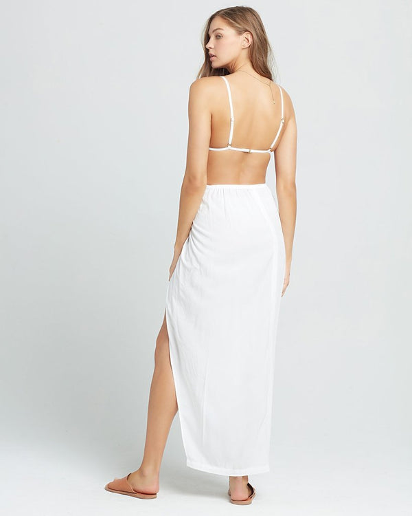 LSpace White Mia Cover-Up