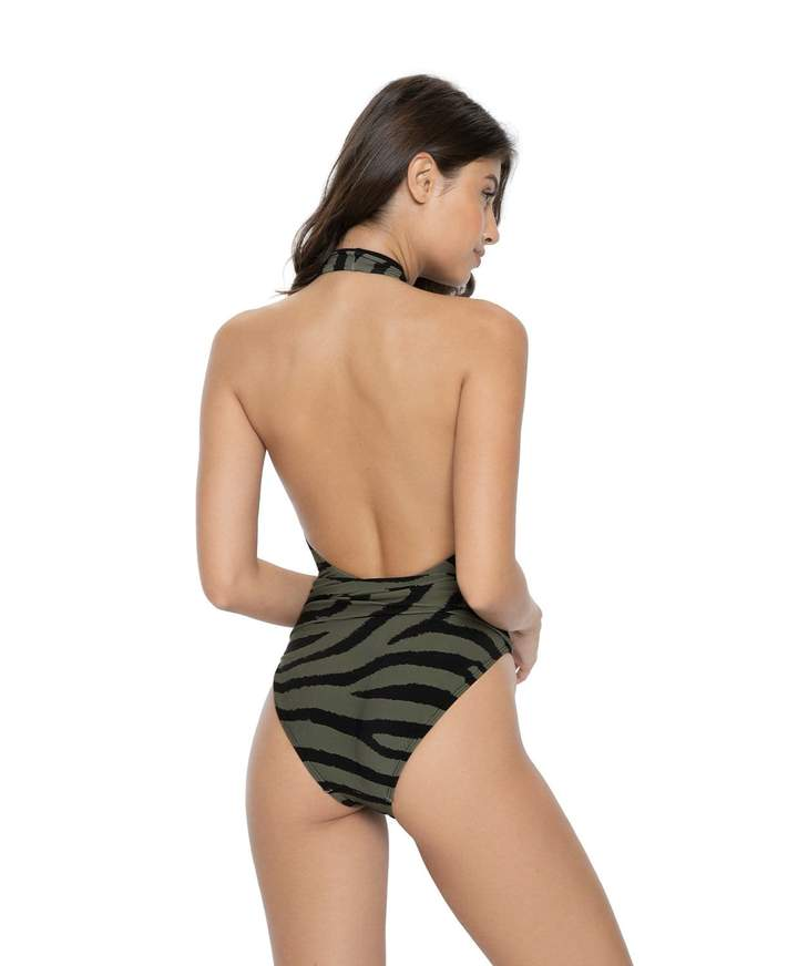 PilyQ Tiger Lily Alex One Piece