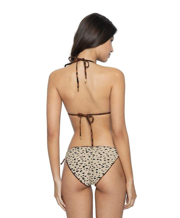 PilyQ Wild Heart Reversible Tie Bottoms