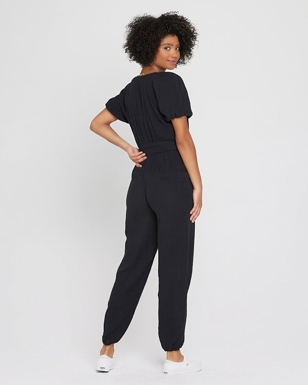 LSpace Black Shore Thing Jumper