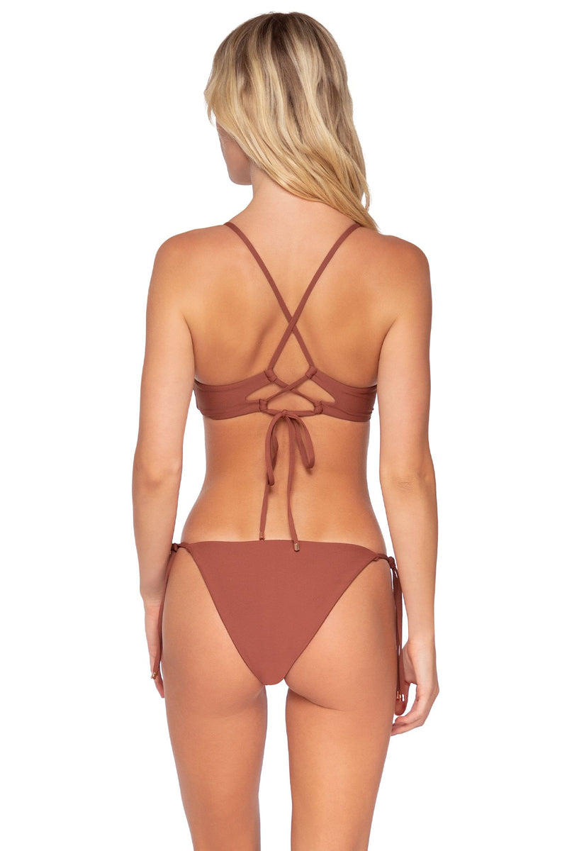 SWIM SYSTEMS CANYON CLAY MAYA UNDERWIRE TOP