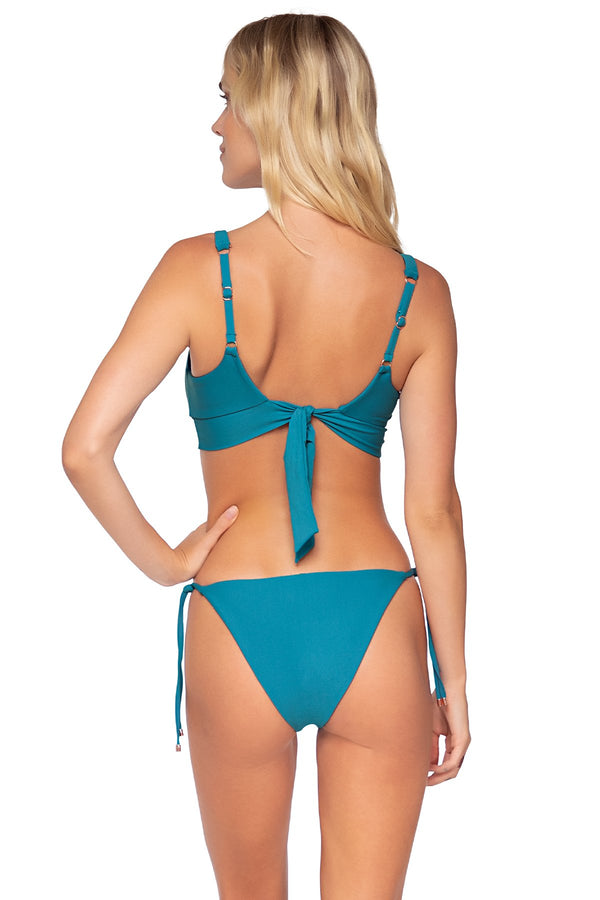 Swim Systems Pacific Blue Holly Tie Side Bottom