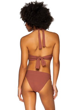 SWIM SYSTEMS CANYON CLAY BLISS BANDED BOTTOM